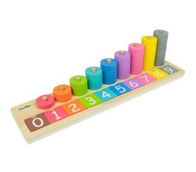 Count and Stack Puzzle